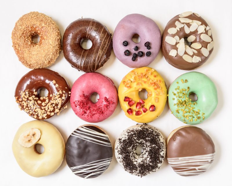 donut studio gogosi bucuresti
